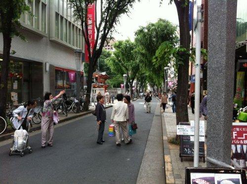参考資料3: 新宿区新小川町9