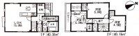 府中市多磨町1丁目  新築戸建住宅(1) 全3棟内