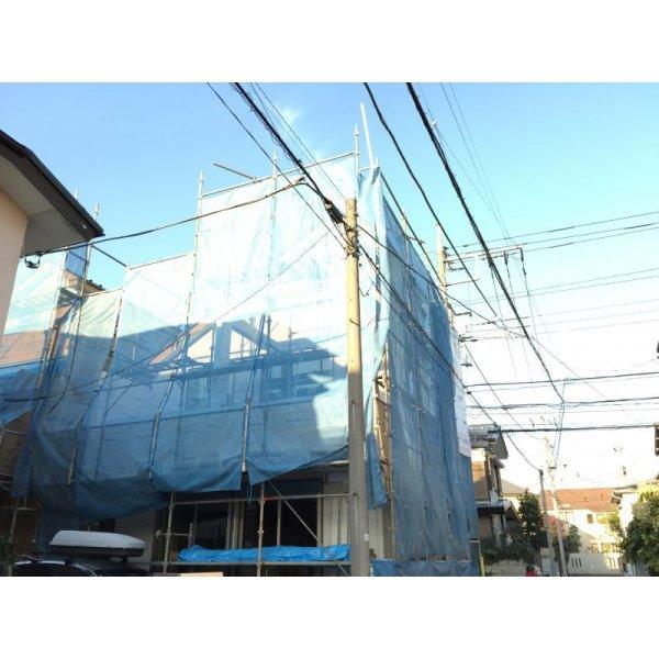 画像2: 調布市深大寺東町6丁目 新築戸建住宅 2棟現場