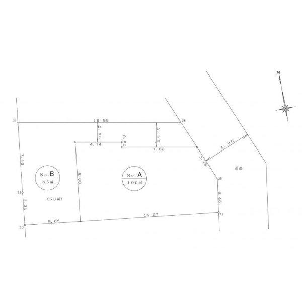 画像2: 調布市布田5丁目2棟内 新築戸建(B)sumiai