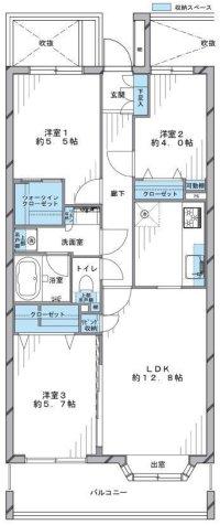 仙川パークホームズ